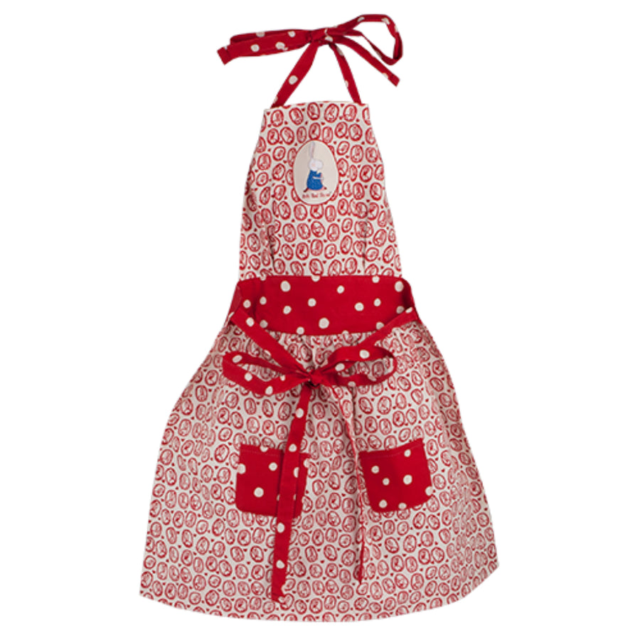 RUBY RED SHOES | Apron Designed by Kate Knapp