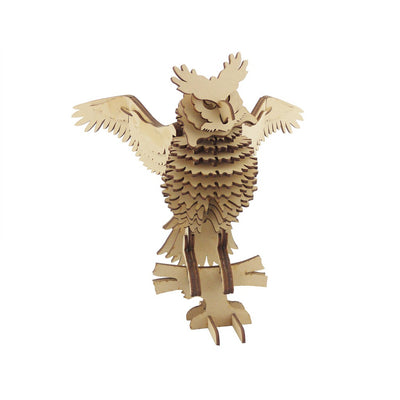 Bubo the Owl - The Australian Puzzle Company, Wooden Puzzles, The Australian Puzzle Company - The Raindrops and Lollipops Shop
