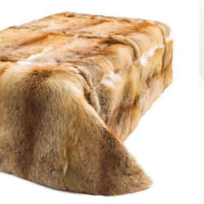 Luxury Fox Bed Spread King Size - UGG Australia, Bedspreads, UGG Australia - The Raindrops and Lollipops Shop
