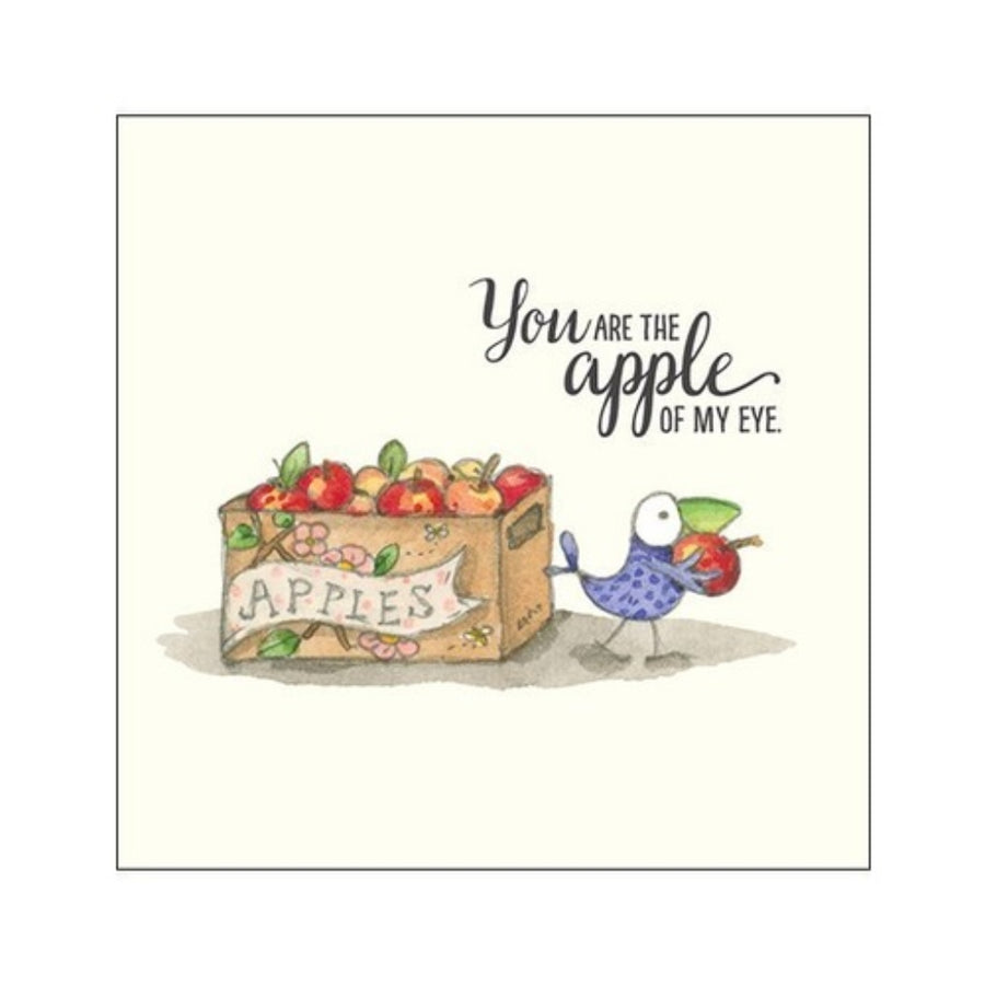 TWIGSEEDS | You Are The Apple Of My Eye