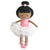 Alimrose Baby Ballerina Doll - Strawberry Pink 25cm