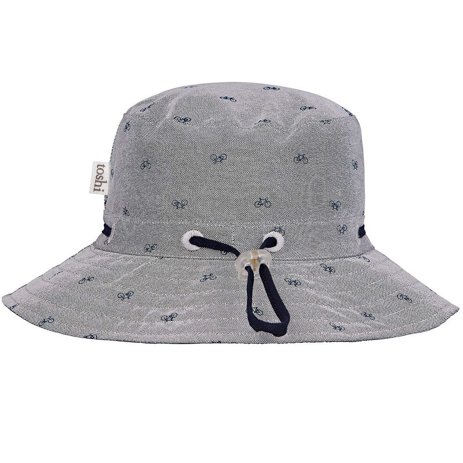 TOSHI | Sunhat Cycling Charcoal