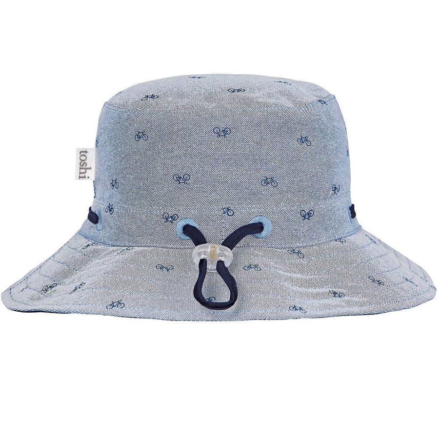 TOSHI | Sunhat Cycling Chambray