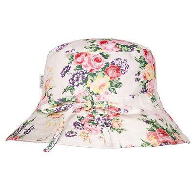 Toshi Sunhat Floral Olivia, Sun Hat, Toshi - The Raindrops and Lollipops Shop
