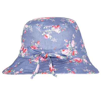 Toshi Sunhat Primrose Cornflower, Sun Hat, Toshi - The Raindrops and Lollipops Shop