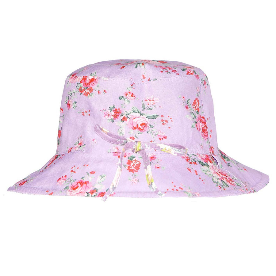 Toshi Sunhat Primrose Dahlia, Sun Hat, Toshi - The Raindrops and Lollipops Shop