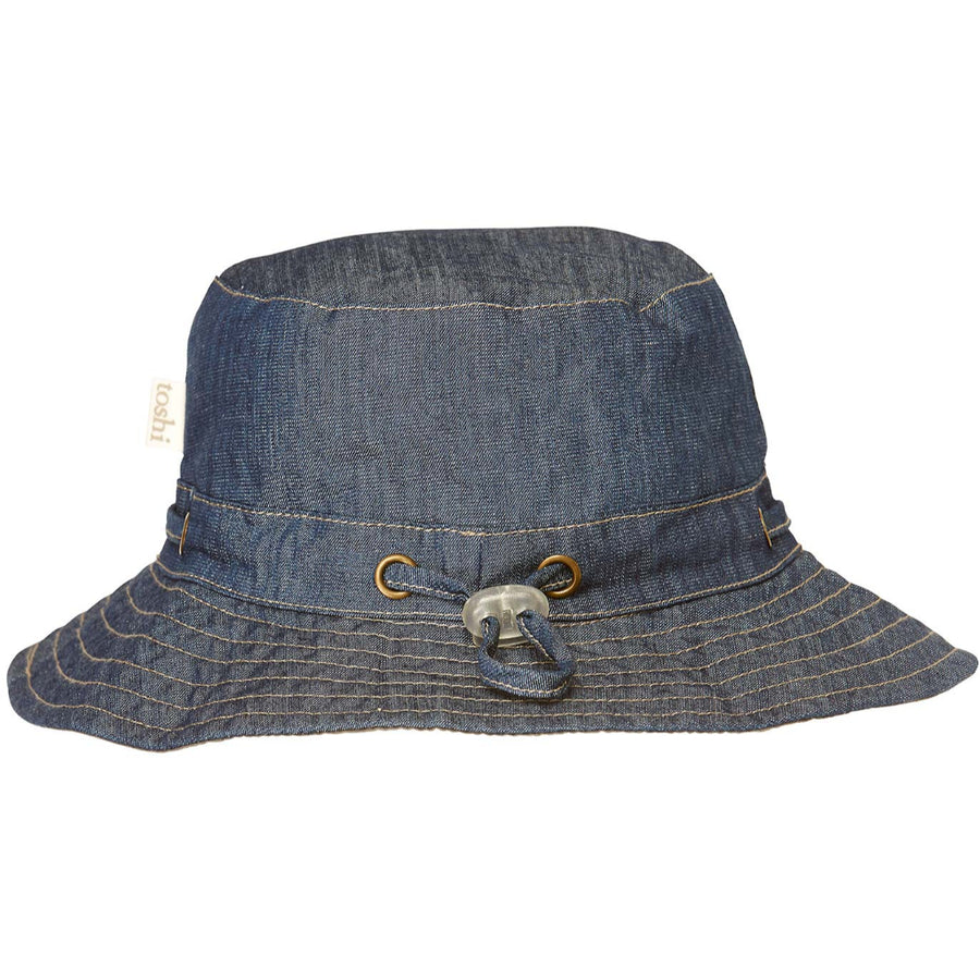 TOSHI | Sunhat Tex Denim