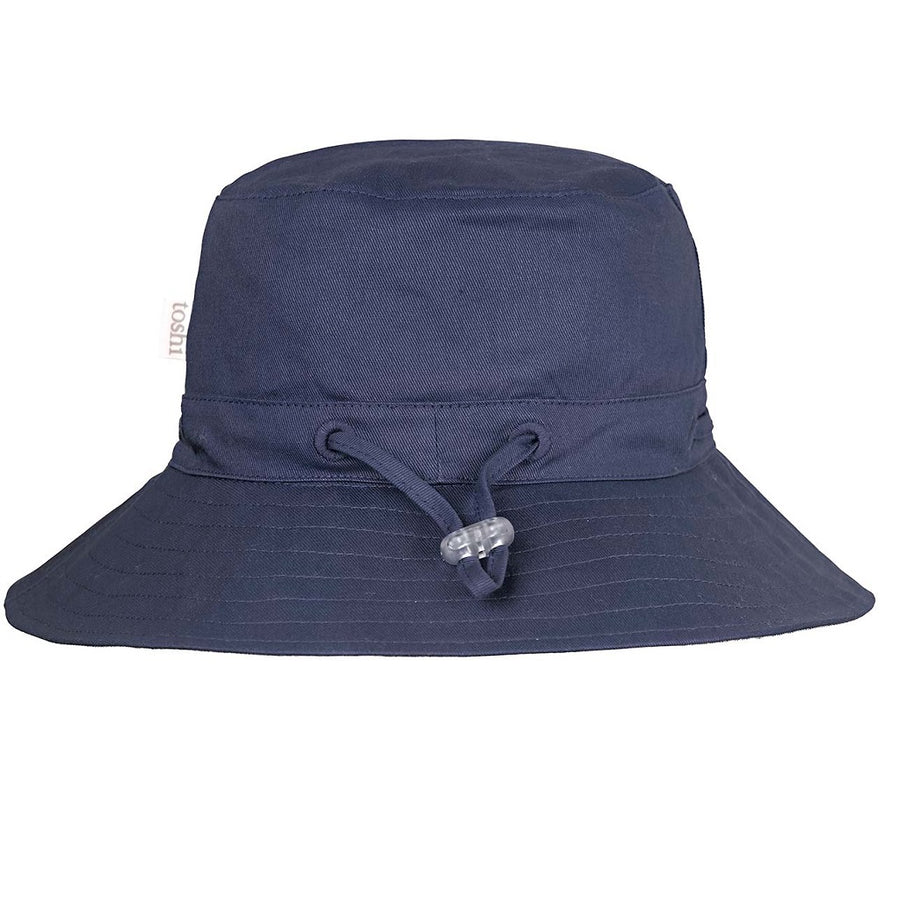 Toshi Sunhat Tex Navy, Sun Hat, Toshi - The Raindrops and Lollipops Shop