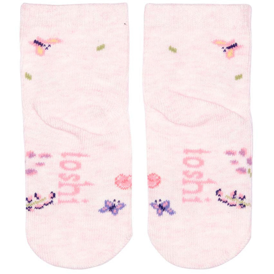 TOSHI | Organic Baby Socks Butterfly