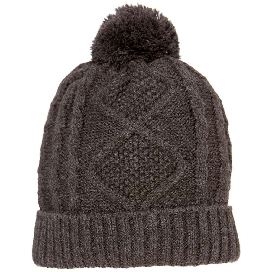 Toshi Beanie Brussels Charcoal, Beanie, Toshi - The Raindrops and Lollipops Shop