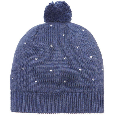 TOSHI | Beanie Misty Navy, Beanie, Toshi - Raindrops and Lollipops