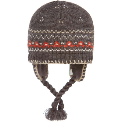 Toshi Earmuff Beanie Easton Charcoal, Beanie, Toshi - The Raindrops and Lollipops Shop