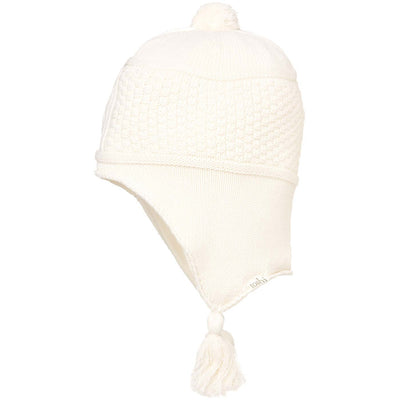 Toshi Earmuff Indiana Cream, Beanie, Toshi - The Raindrops and Lollipops Shop
