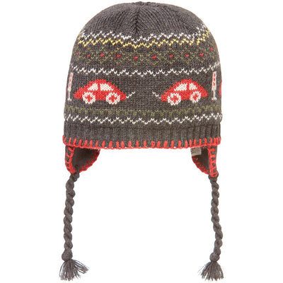 Toshi Earmuff Pokit Rokit Graphite, Beanie, Toshi - The Raindrops and Lollipops Shop