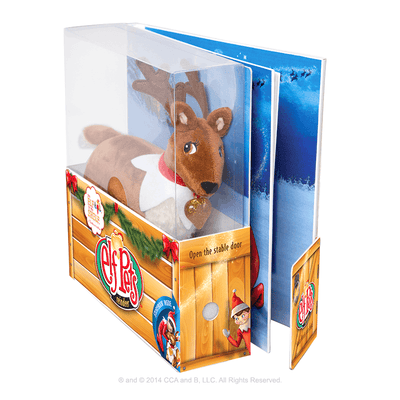 The Elf on the Shelf Book The Elf on the Shelf - Elf Pets:A Reindeer Tradition