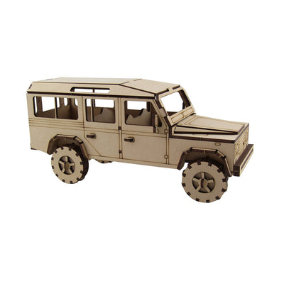 Land Rover Defender 110 - The Australian Puzzle Company, Wooden Puzzles, The Australian Puzzle Company - The Raindrops and Lollipops Shop