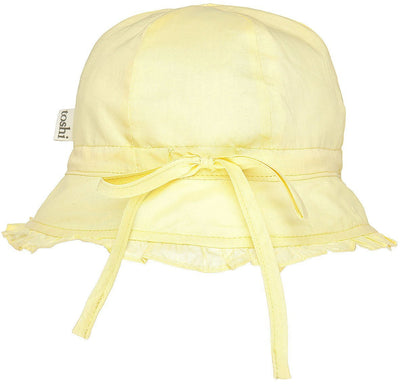 Toshi Hats Toshi Bell Hat Bliss Lemon
