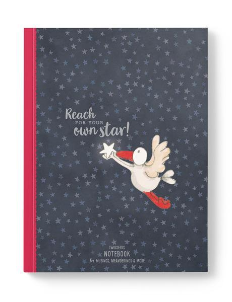 TWIGSEEDS | Notebook - Reach for your own star