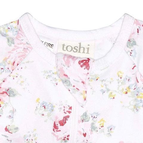 Toshi Toshi Long Sleeve Onesie Toshi Onesie Long Sleeve Print Evie