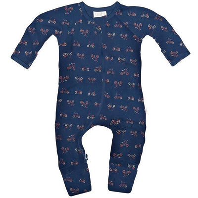 Toshi Toshi Long Sleeve Toshi Onesie Long Sleeve Print Easy Rider