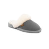 Ladies Sheepskin Scuffs in Grey - UGG Australia, Ladies Slippers, UGG Australia - The Raindrops and Lollipops Shop