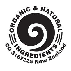 Natural and Organic Ingredients