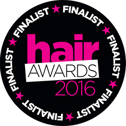 Hair Awards 2016 Finalist Logo
