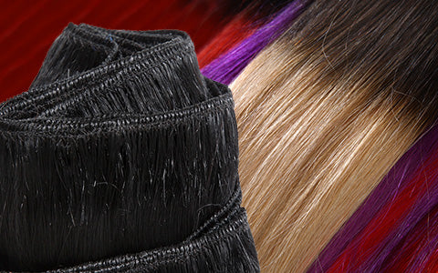Weave Remy Hair Extensions