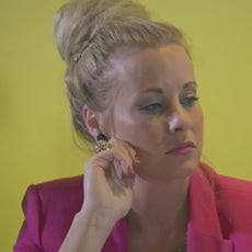 Bad hair day for Selina on The Apprentice