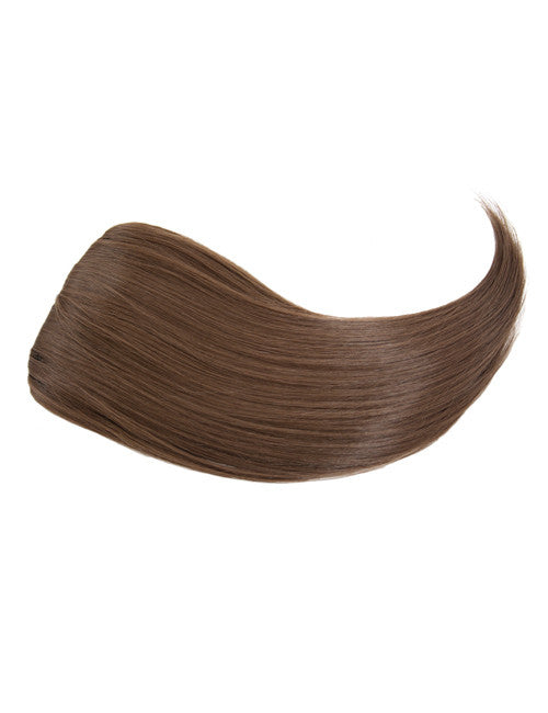 Clip-In Side Fringe In Chocolate Brown #6