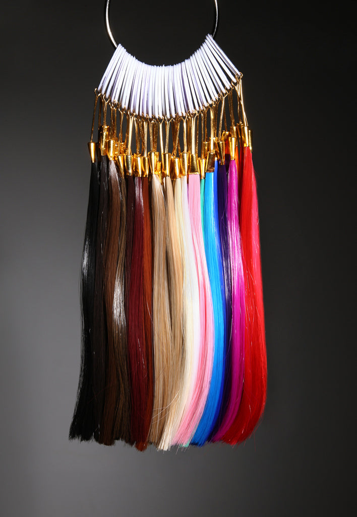 Colour Ring - For Synthetic Hair Extensions