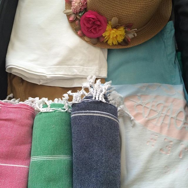 pack light with a compact holiday towel