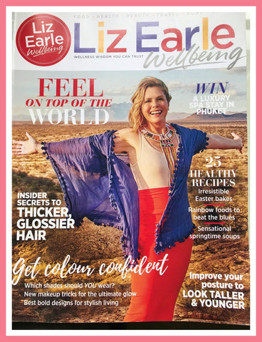Liz Earle Wellbeing March April 2019 Issue