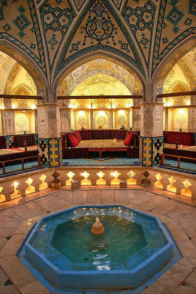 Traditional Turkish Hammam