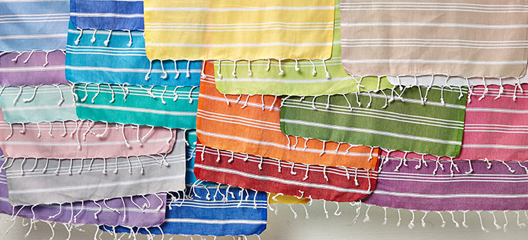 sorbet hammam towel for every day use