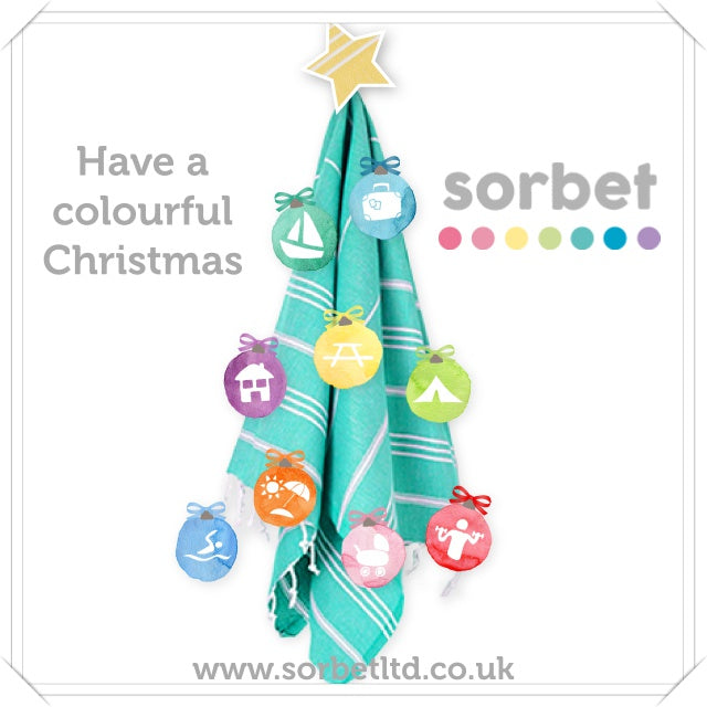 SORBET TOWELS CHRISTMAS GIFT GUIDE