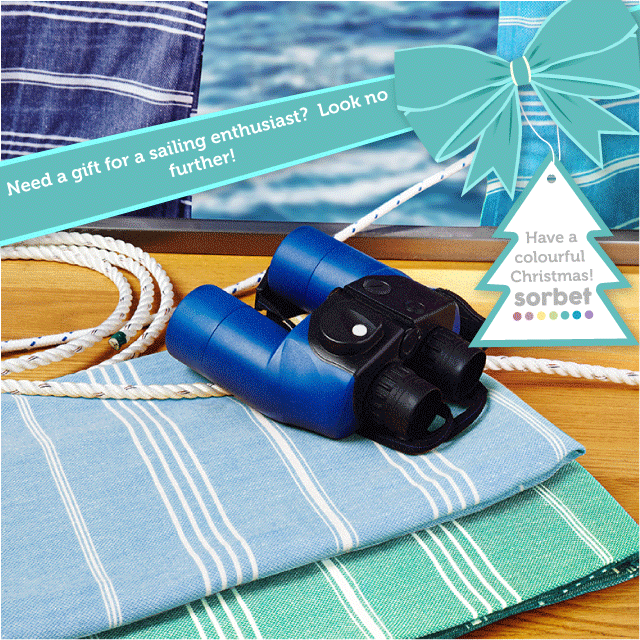 Sorbet Towels Gift Guide Sailing Boating Outdoors