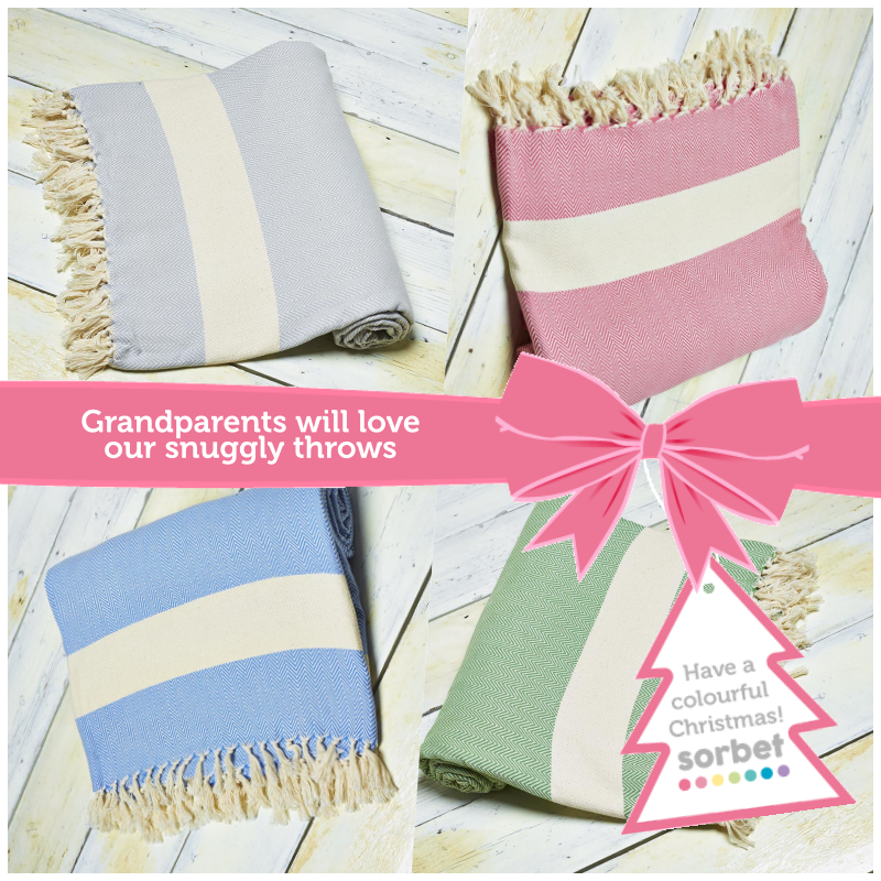 Sorbet Towels Gift Guide Throws Covers Home Decor Blanket
