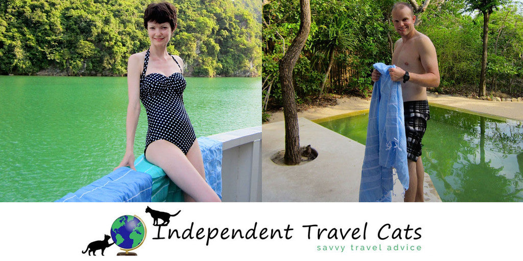 sorbet hammam towels reviewed by independent travel cats