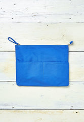 Blue Lagoon Sorbet Clutch