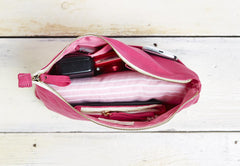 practical beach clutch bag