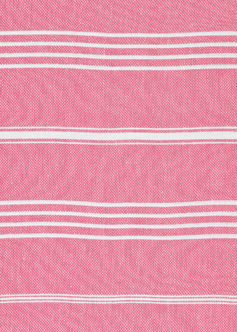 Pink Grapefruit Hammam Towel
