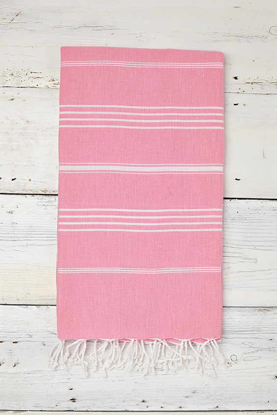 Strawberry Hammam Towel
