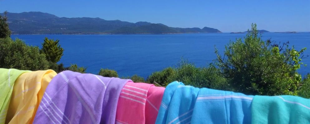 Catch up with the 'Travelling Towel'