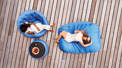 Designer all-weather Ambient Loungers that are tactile and beautiful