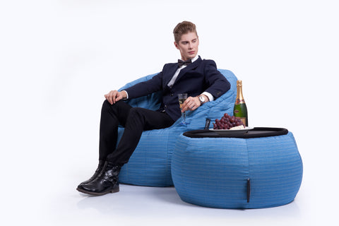 Business Breakout areas are great with bean bag furniture