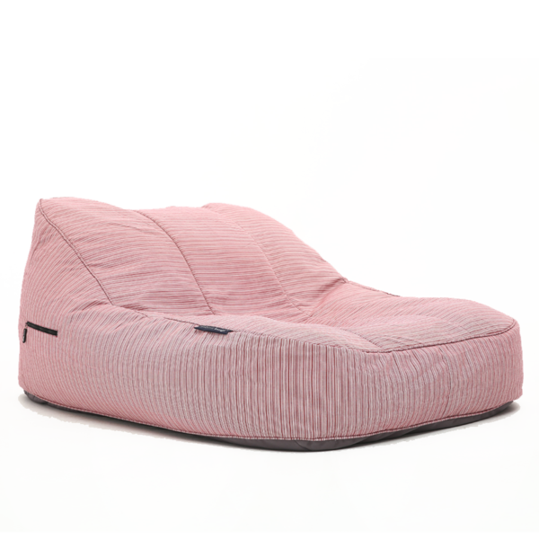 Satellite Twin Sofa - Raspberry Polo