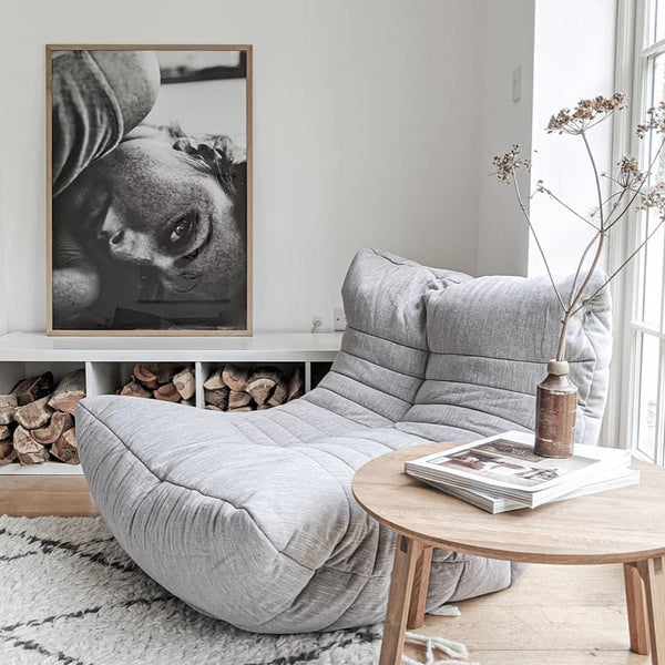 Acoustic Sofa - Keystone Grey