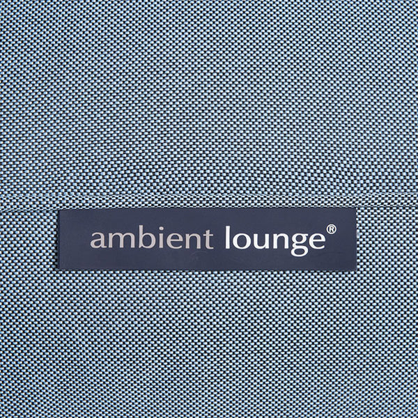 blue evolution bean bag by Ambient Lounge