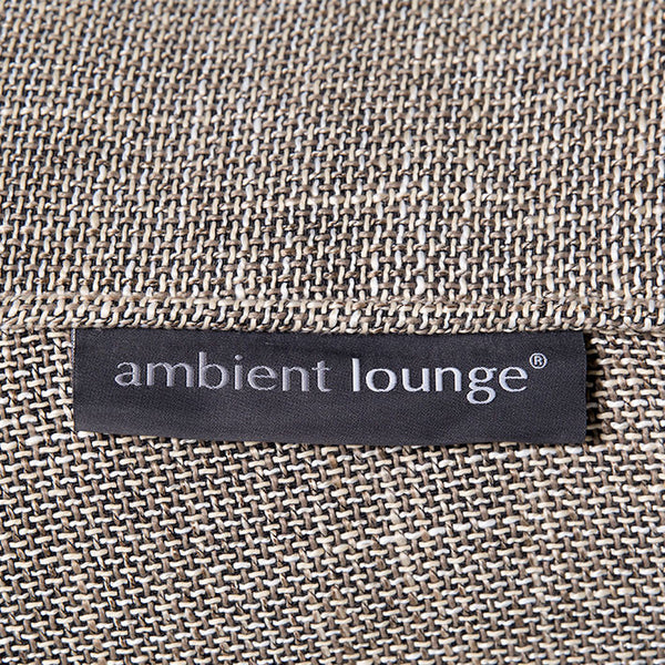 Cream fabric by ambient lounge swatch